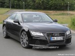 2013 Audi S7 spy shots