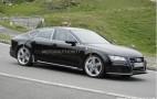 2013 Audi S7 Spy Shots