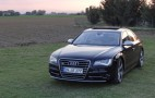 2013 Audi S8 First Drive