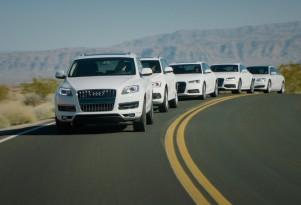 Audi V-6 diesel talks 'progressing well' for October agreement, exec says