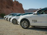 2013 Audi TDI range