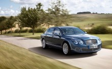 2013 Bentley Continental Flying Spur Photos