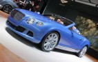 2013 Bentley Continental GT Speed Convertible: 2013 Detroit Auto Show