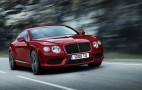 2013 Bentley Continental GT V8 Preview: 2012 Detroit Auto Show