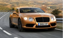 2013 Bentley Continental GT V8 Photos