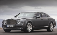 2013 Bentley Mulsanne Photos
