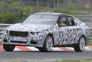 2013 BMW 3-Series Gran Turismo spy shots