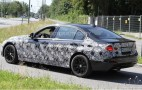 2013 BMW 3-Series Long Wheelbase Spy Shots: Forbidden Fruit