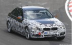 2013 BMW 3-Series Spy Video