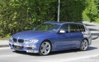 2013 BMW 3-Series Touring With M Sport Package Spy Shots