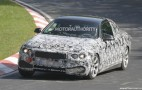 2013 BMW 4-Series Convertible Spy Video