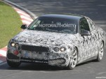 2013 BMW 4-Series Convertible spy shots