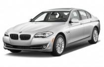 2013 BMW 5-Series 4-door Sedan 535i RWD Angular Front Exterior View