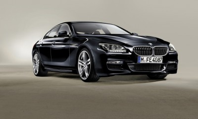 2013 BMW 6-Series Photos