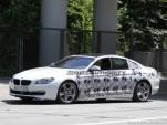 2013 BMW 6-Series Gran Coupe spy shots