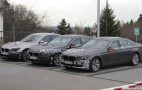 2013 BMW 7-Series Spy Shots