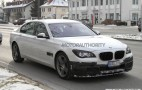 2013 BMW Alpina B7 Facelift Spy Shots