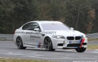 2013 BMW M5 Ring Taxi Spy Shots