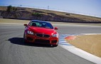 2013 BMW M5 &amp; M6: On Track At Laguna Seca