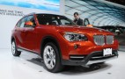 2013 BMW X1 Live Photos: 2012 New York Auto Show
