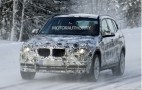 2013 BMW X1 Spy Shots