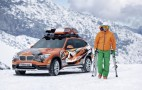 BMW Hits The Slopes With X1 Powder Ride Special Edition