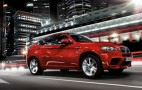 2013 BMW X6 M Preview: New(ish) Look, Same Crazy Power