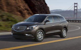 2013 Buick Enclave Priced From $39,270