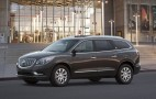 2013 Buick Enclave Preview: 2012 New York Auto Show