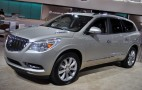 2013 Buick Enclave, Volkswagen Recall, Shelby GT500's Future: Today's Car News