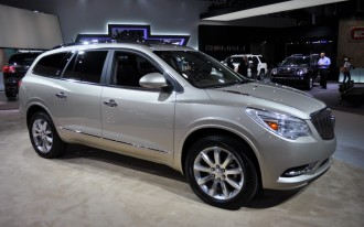2013 Buick Enclave: Walkaround Video