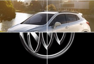 Update: 2013 Buick Encore Crossover Teaser Photos