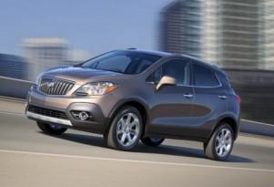 2013 Buick Encore: 2012 Detroit Auto Show
