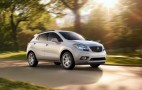 2013 Buick Encore: 28 MPG Combined, Best U.S. Crossover