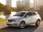 2013 Buick Encore Priced, GMC Canyon Lives, Paris Auto Show: Car News Headlines
