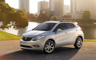 2013 Buick Encore Priced, GMC Canyon Lives, Paris Auto Show: Car News Headlines