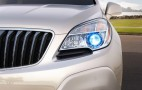 2013 Buick Encore Crossover Crossover Due Early Next Year
