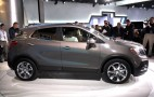 2013 Buick Encore: Video Walkaround At Detroit Auto Show