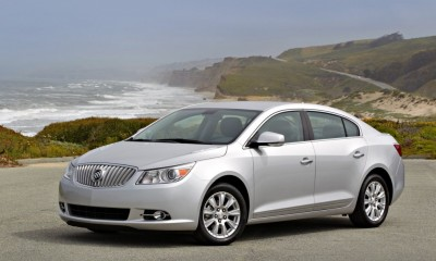 2013 Buick Lacrosse Photos