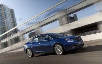 2013 Buick Verano T: It Stands For Turbo, But It's Silent