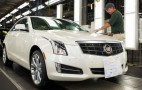 2013 Cadillac ATS Production Starts, Deliveries In August