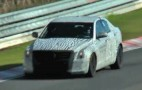2013 Cadillac ATS Spied Testing On The Nurburgring Again: Video