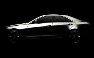 2013 Cadillac Compact Luxury Sports Sedan Confirmed: Codenamed ATS