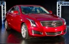 2013 Cadillac ATS Is All New, But Still A Cadillac: Video
