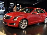 2013 Cadillac ATS, Detroit Auto Show, Autonomous Driving: Car News Headlines