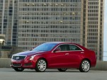 2013 Cadillac ATS Rates Five Stars In NHTSA Crash Testing