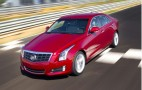 2013 Cadillac ATS: First Drive
