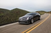 2013 Cadillac CTS-V Photos