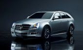 2013 Cadillac CTS Pictures