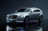2013 Cadillac CTS Photos
